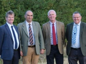 Left-to-right-Giles-Johnston-Tim-Paxman-Chris-Goodall-and-Andrew-Houlden-of-JH-Pickup-Co-Limited-750x450